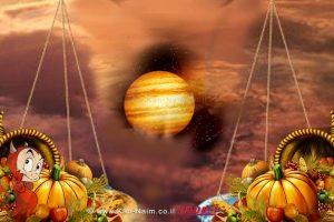 כוכב השפע יופיטר במזל מאזניים פותח חלון הזדמנויות |עיבוד צילום: שולי סונגו ©