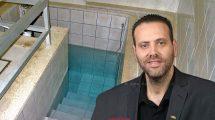 חבר כנסת מיקי זוהר: נגישות בישראל? מקוואות נגישים יקרים פי 2 מ-מקוואות לא נגישים  עיבוד צילום: שולי סונגו ©