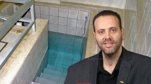 חבר כנסת מיקי זוהר: נגישות בישראל? מקוואות נגישים יקרים פי 2 מ-מקוואות לא נגישים| עיבוד צילום: שולי סונגו ©
