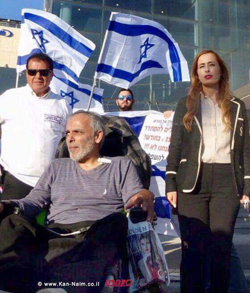 חברת הכנסת נאוה בוקר, בירכה את ראש הממשלה על אישרו להעלאת קצבאות הנכות