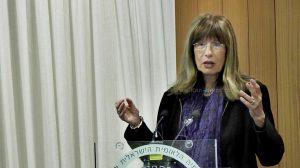 פרופסור נילי כהן, נשיאת האקדמיה הלאומית הישראלית למדעים, החטיבה באקדמיה: מדעי הרוח | עיבוד צילום: שולי סונגו ©