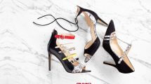 ניין ווסט, מציעה מגוון נעלי עקב שישלימו לך את הלוק לפרום |צילום: ירון ויינברג