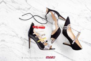 ניין ווסט, מציעה מגוון נעלי עקב שישלימו לך את הלוק לפרום  צילום: ירון ויינברג