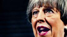 ראש ממשלת בריטניה הגב' תרזה מאי