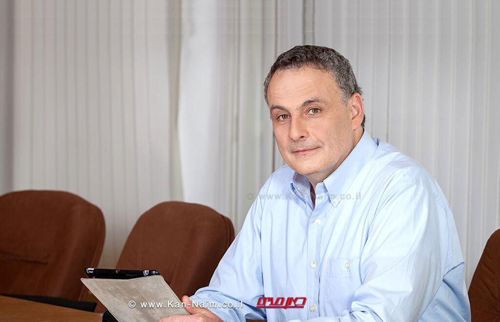 פרופסור נתן זוסמן, מנהל חטיבת המחקר בבנק ישראל, ביקש לסיים את תפקידו | צילום:דוברות בנק ישראל |עיבוד צילום: שולי סונגו ©