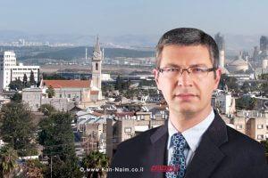 מיכאל וידל ראש העיר רמלה | עיבוד צילום: שולי סונגו ©