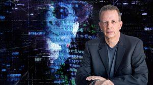 תמיר סגל, מנהל פעילות Trend Micro טרנד מיקרו בישראל ברקעפושע סייבר | עיבוד צילום: שולי סונגו ©