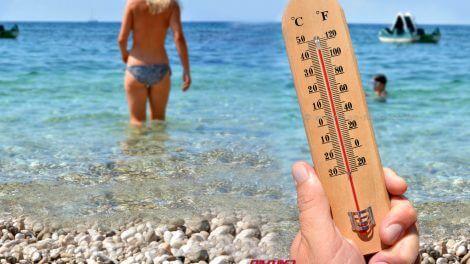 משרד הבריאות מזהיר הימנעו מנזק בריאותי מ-גל החום הצפוי | עיבוד צילום: שולי סונגו ©