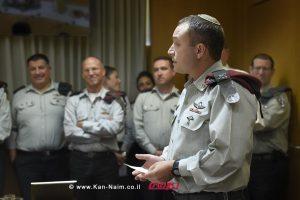 תת-אלוף אליעזר טולדנו, ימונה למפקד אוגדת עזה של צהל | צילום: דובר צהל