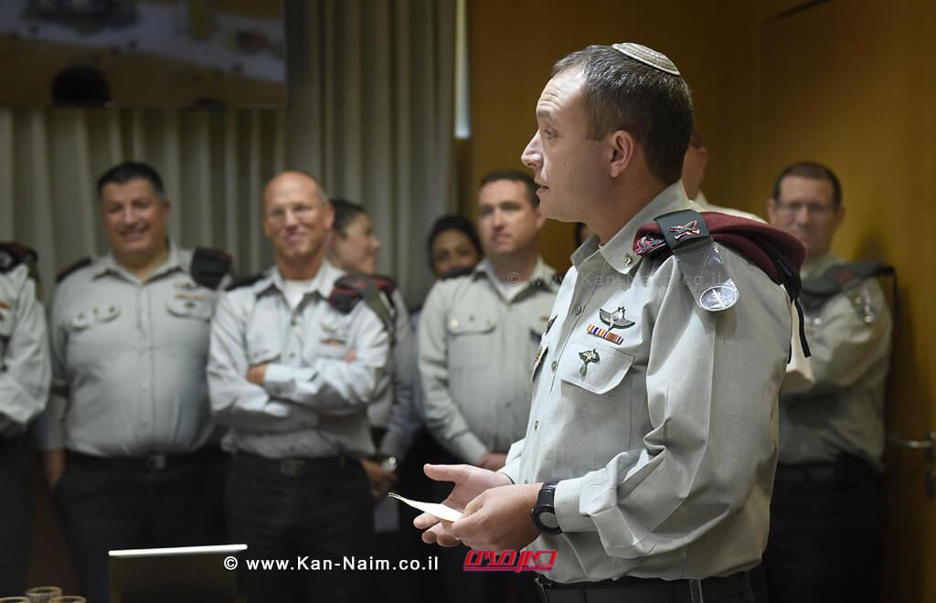 תת-אלוף אליעזר טולדנו, ימונה למפקד אוגדת עזה של צהל   צילום: דובר צהל