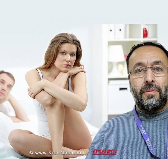 דוקטור אלכסנדר שולקין, מהמרכז הרפואי לבריאות הנפש מעלה הכרמל |עיבוד צילום: שולי סונגו ©