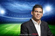 נבחר מכל הלב; ניקולס לב נבחר לתפקיד המנהל הכללי של מנהלת הליגות לכדורגל | צילום: יונתן בלום |עיבוד צילום: שולי סונגו ©