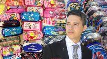 מחזיק תיק הרווחה בעיריית חדרה והמשנה לראש העיר ר' בועז ביטון | עיבוד צילום: שולי סונגו