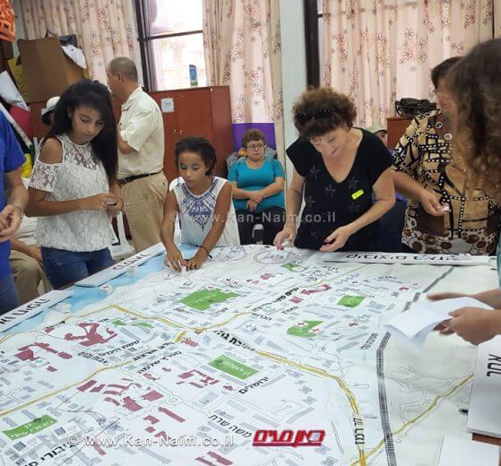 מפגש שיתוף תושבים בעירעכו בנושא הרשות להתחדשות עירונית ל'שיכוני הצפון' יוצאת לדרך