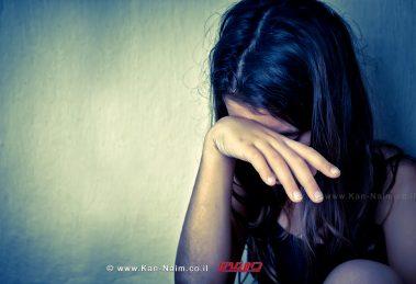 קטינה שעברה אונס והתעללות מינית | עיבוד ממחושב: שולי סונגו ©