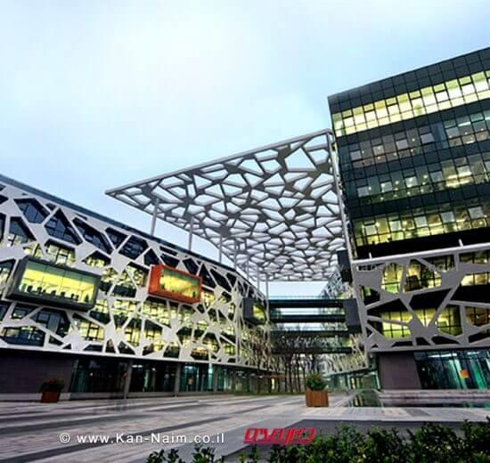 משרדי חברת מסחר אלקטרוני סינית, קבוצת עליבּאבּא בהאנגג'ואו, סין