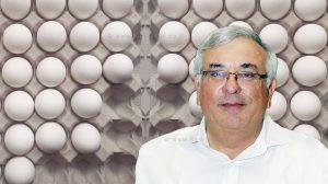 מנכל משרד משרד החקלאות, מרשלמה בן אליהו, הורה לבחון הגדלת מכסות הביצים המקומיות רגל החגים | עיבוד צילום: שולי סונגו ©