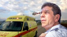 מנכל מגן דוד אדוםרב-מגן אלי בין: צוותי מדא, פעלו במהלך יום הכיפורים ועשו כל שביכולתם למען הצלת חיים| עיבוד צילום: שולי סונגו ©