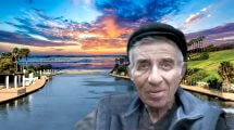 חדרה זוכרת את נחום היימן, אחד מגדולי המלחינים בזמר העברי, הוקם גל עד לזכרו בנחל חדרה | עיבוד צילום: שולי סונגו ©