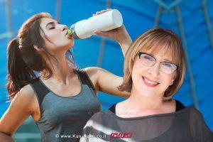 דר' אולגה רז, ראש תחום תזונה קלינית הפקולטה למדעי הבריאות אוניברסיטת אריאל |עיבוד צילום: שולי סונגו ©
