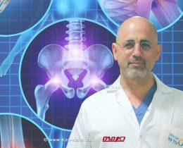 פרופ' יעקב ביקלס אחראי על שירות חדש במרכז הרפואי הלל יפה: אורתופדיה אונקולוגית   עיבוד צילום: שולי סונגו ©