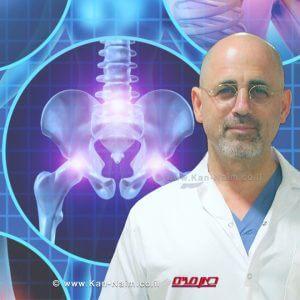 פרופ' יעקב ביקלס אחראי על שירות חדש במרכז הרפואי הלל יפה: אורתופדיה אונקולוגית | עיבוד צילום: שולי סונגו ©