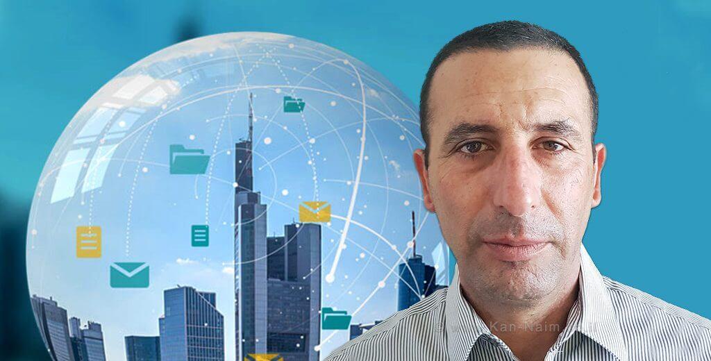 נועם מרקפלד מונה לתפקיד סמנכל לשיווק ומכירות בישראל של חברת Safe-T   עיבוד צילום: שולי סונגו ©