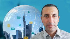 נועם מרקפלד מונה לתפקיד סמנכל לשיווק ומכירות בישראל של חברת Safe-T | עיבוד צילום: שולי סונגו ©
