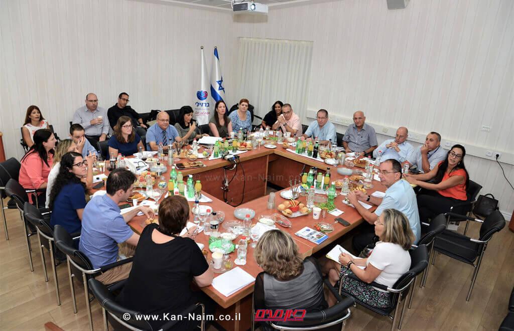 מפגש כל מנהלי בתי חולים בברזילי באשקלון לרגל השנה החדשה | עיבוד צילום: שולי סונגו ©