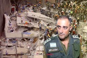 אלוף-משנה (מיל') דודי מזרחי בראש משלחת הסיוע והחילוץ של צהל אל מקסיקו-סיטי לאחר רעידת האדמה | עיבוד צילום: שולי סונגו ©