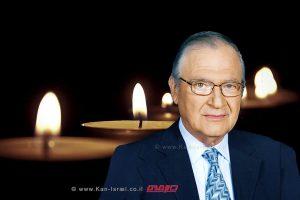 דניאל פאר העיתונאי ומגיש הטלוויזיה הלך לעולמו בגיל 74 | צילום: ששון תירם | עיבוד צילום: שולי סונגו ©