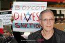 דר' רוחמה מרטון מייסדת ונשיאת-הכבוד של הארגון הישראלי 'עמותת רופאים לזכויות אדם'   עיבוד צילום: שולי סונגו ©