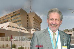דר' זאב גולדיק מעתה מנהל מערך ההרדמה טיפול נמרץ' ו'רפואת הכאב' בבית החולים כרמל| צילום: אלי דדון | עיבוד צילום: שולי סונגו ©