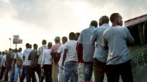 המסתננים מיבשת אפריקה בישראל| צילום: עמותת המוקד לפליטים ולמהגרים | עיבוד צילום: שולי סונגו ©