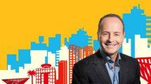 ג'ון לנדגרף, נשיא רשת הכבלים האמריקאית FX מבית Fox, אורח כנס הפורמטים הבינלאומי שיפתח ב- 12 בספטמבר בתל אביב | עיבוד צילום: שולי סונגו ©
