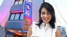 הגב' ליאן אבוחצירה מנהלת מרכז הצעירים בעיריית חולון   צילום: טל קירשנבאום   דוברות עיריית חולון   עיבוד צילום: שולי סונגו ©