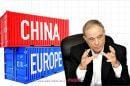 נשיא איגוד לשכות המסחר, עורך דין אוריאל לין, יבוא מסחרי בתחפושת של יבוא אישי | עיבוד צילום: שולי סונגו ©
