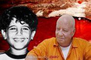 הרוצח צבי גור שהורשע ברצח הילד אורון ירדן זכרו לברכה בשנת 1980 | עיבוד צילום: שולי סונגו ©