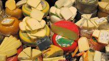 גבינות צהובות מיבוא   עיבוד צילום: שולי סונגו ©