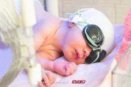 איך נפטר תינוק בן יומו בעריסתו בתינוקיית בית החולים הלל יפה | אילוסטרציה | עיבוד צילום: שולי סונגו ©