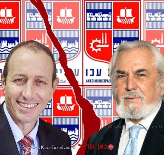 נדחתה תביעת לשון הרע של ישראל בן עזרא נגד עיריית עכו   עיבוד צילום: שולי סונגו ©
