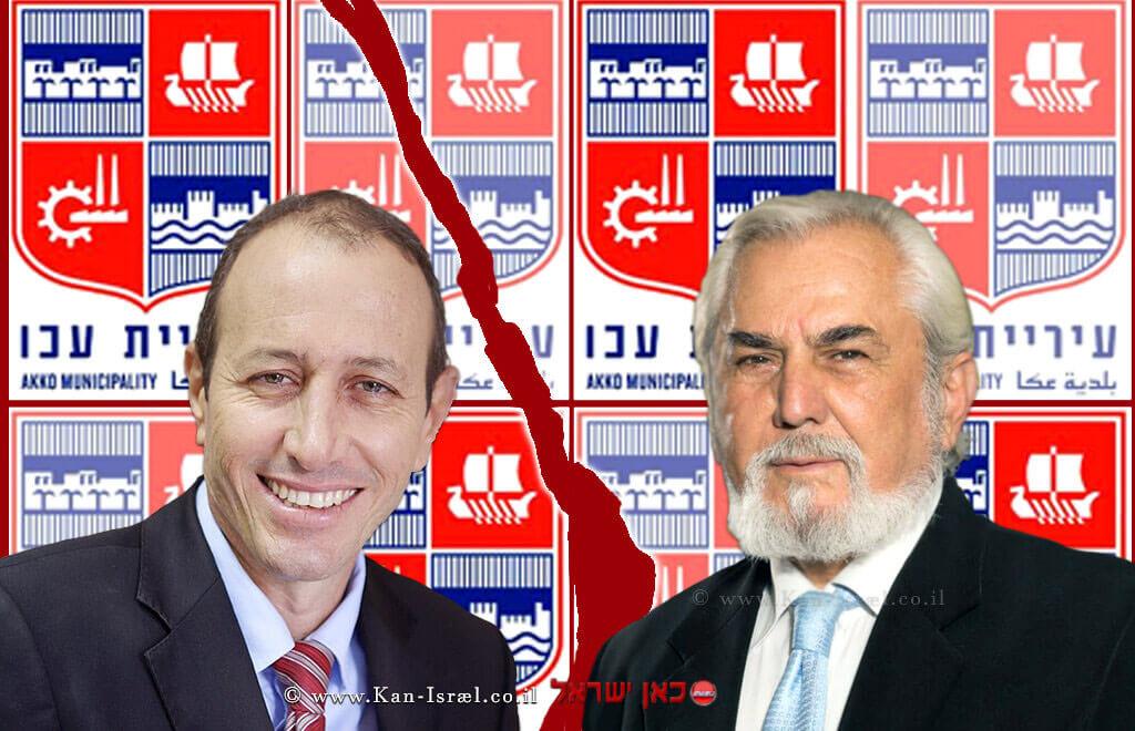 נדחתה תביעת לשון הרע של ישראל בן עזרא נגד עיריית עכו | עיבוד צילום: שולי סונגו ©