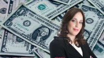 עורכת דין גילה נפתלין מירושלים מואשמת בגניבת כספי לקוחותיה | צילום: פייסבוק | עיבוד צילום: שולי סונגו ©