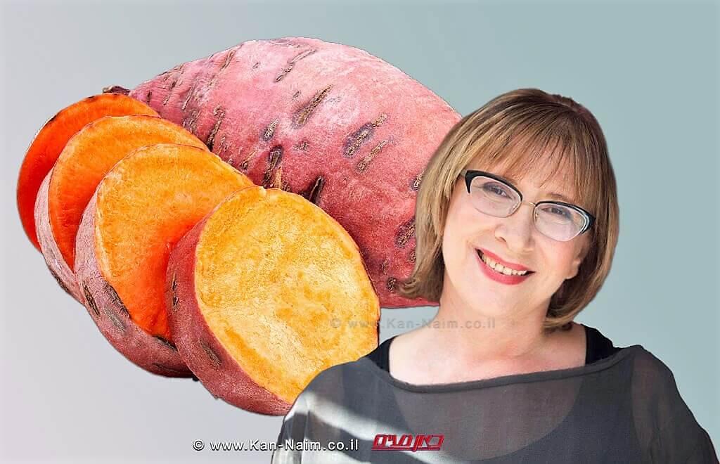 המומחית לדיאטות דר' אולגה רז עלבטטה המתאימה גם למי שמנהל אורך חיים בריא   עיבוד צילום: שולי סונגו ©