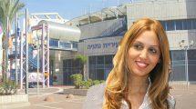 סיגל שמבירו שנבחרה לתפקיד דוברת עיריית נתניה | צילום יחץ | עיבוד צילום: שולי סונגו ©