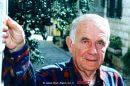 יהודה עמיחי, משורר   צילום:Canadian Jewish News) The CJN)   עיבוד צילום: שולי סונגו ©