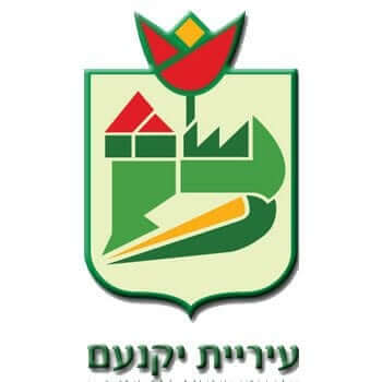 לוגו יקנעם