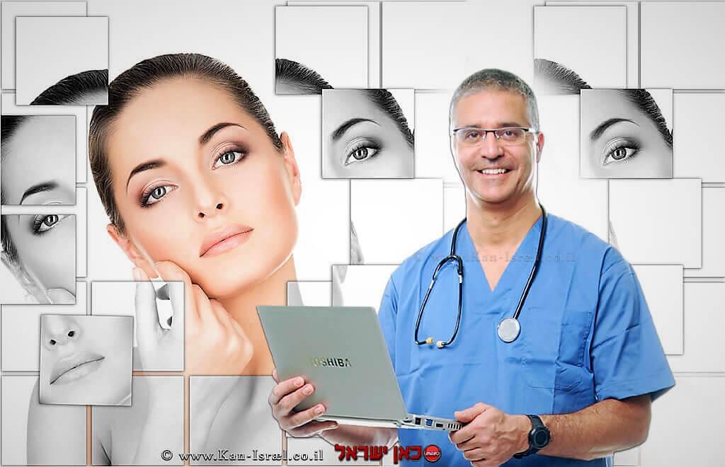 דוקטור מאיר כהן, יושב ראש האיגוד הישראלי לכירורגיה פלסטית ואסתטית בהסתדרות הרפואית | עיבוד צילום: שולי סונגו ©
