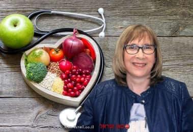 דוקטור אולגה רז ראש תחום תזונה קלינית, מייסדת המחלקה למדעי התזונה אוניברסיטת אריאל