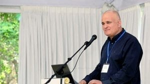 מאיר צור מזכל תנועת המושבים ויושב ראש התאחדות חקלאי ישראל | עיבוד צילום: שולי סונגו ©
